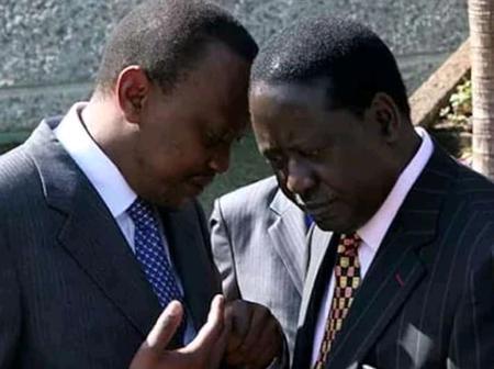 Not BBI, Fresh Details Emerge on Why President Uhuru Visited Raila Odinga