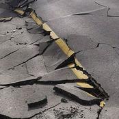 Breaking: Earth Tremor Felt in Different Parts of Kenya