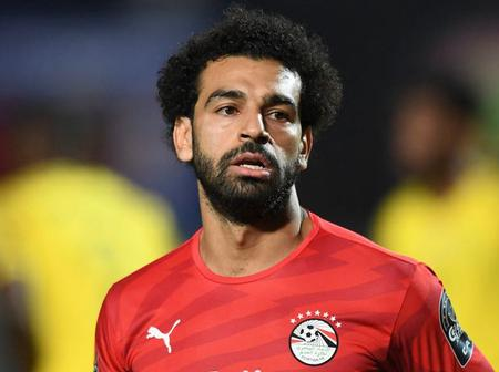 'Class is Permanent' Check What Mohamed Salah Did Immediately After Playing Against Kenya