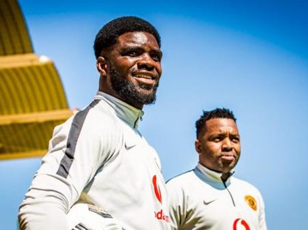 Kaizer Chiefs Send Strong Warning To Nigeria Star After Draw Against Golden Arrow