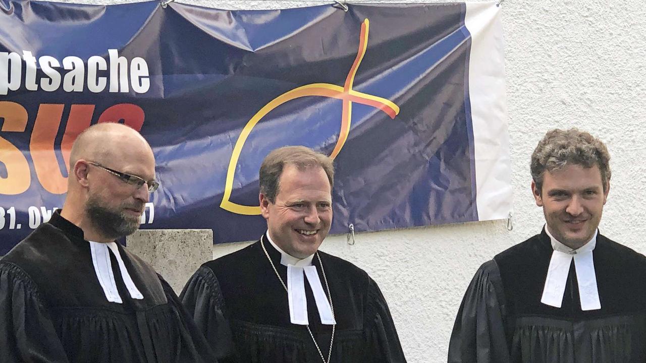 Evangelische Gemeinde Mindelheim verabschiedet zwei Pfarrer