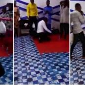 Ghanaian Pastor dies mysteriously whiles preaching