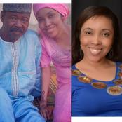 Check out Lovely Photos of Actress Ummi Zee-zee, Her Father and Sister