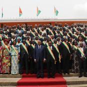 Assemblée nationale : voici les présidents des groupes parlementaires