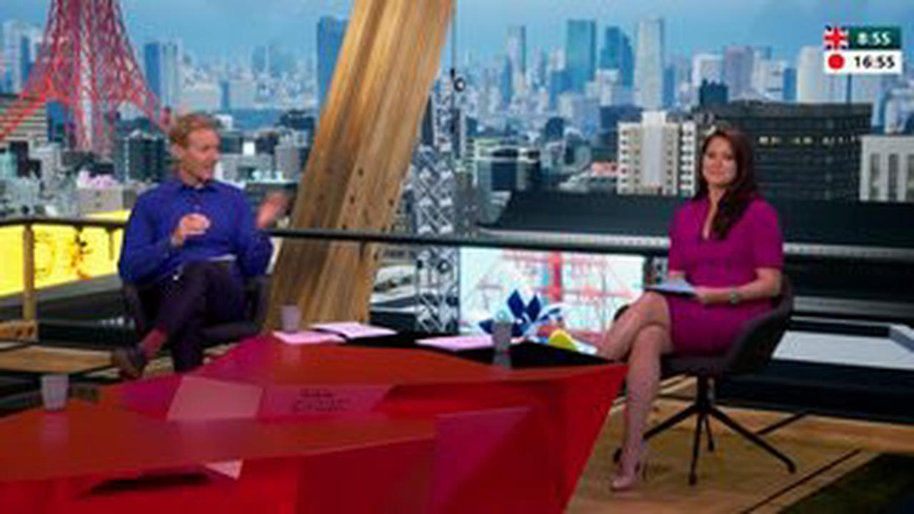Dan Walker: BBC presenter sets record straight as to why Olympics coverage 'suddenly ends'