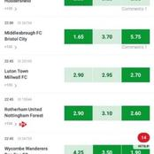 Super Friday's Multibet Teams With GG, Over 2.5 And Correct Score To For Your Late Night Win.