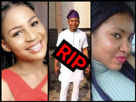 SAD: See How These 4 Nigerians Were Tragically Wiped Away From Earth Before Their Wedding (Photos)