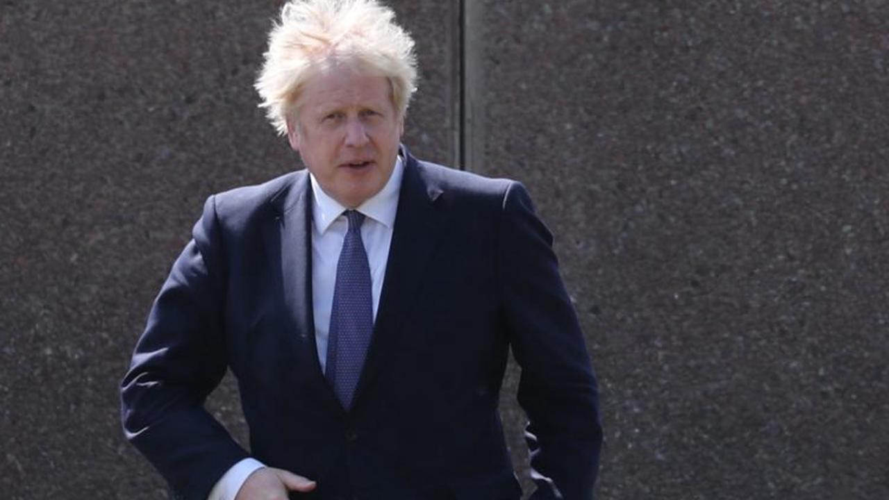 County court judgment against Boris Johnson set aside
