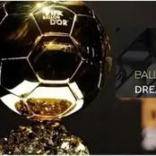 Ballon D'Or Dream Team: List of Forward Players who Made the List (See the only African in the List)