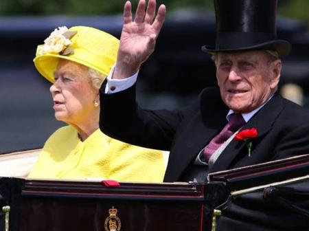 Breaking News - Prince Philip Has Died At The Age Of 99