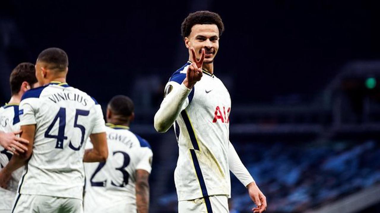 Tottenham : Mourinho satisfait du retour en forme de Dele Alli !
