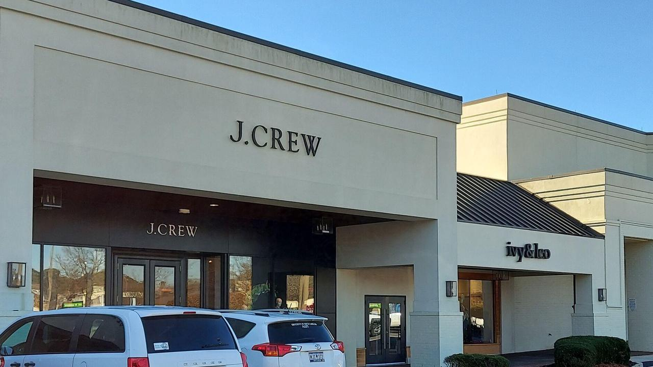 Only Midlands location of clothier J.Crew set to close, leaving void in top retail area
