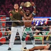 I Worked My Whole Life For This Moment - Nigerian Wrestler Celebrates WWE WrestleMania Win