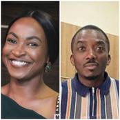 Kate Henshaw And Bovi Show Off Strength As They Lift Heavy Workout Equipment Together (Photos)