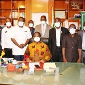 PDCI-RDA: Des élus de la Nawa chez le Président Henri Konan Bédié, voici ce qu'il a demandé à ses hôtes