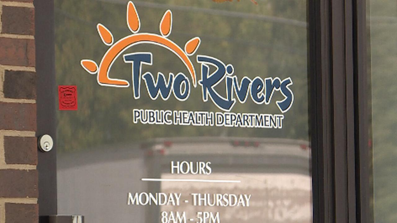 Two Rivers reports 20 COVID cases