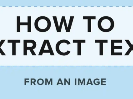 How To Extract Text In Images To A Word Document