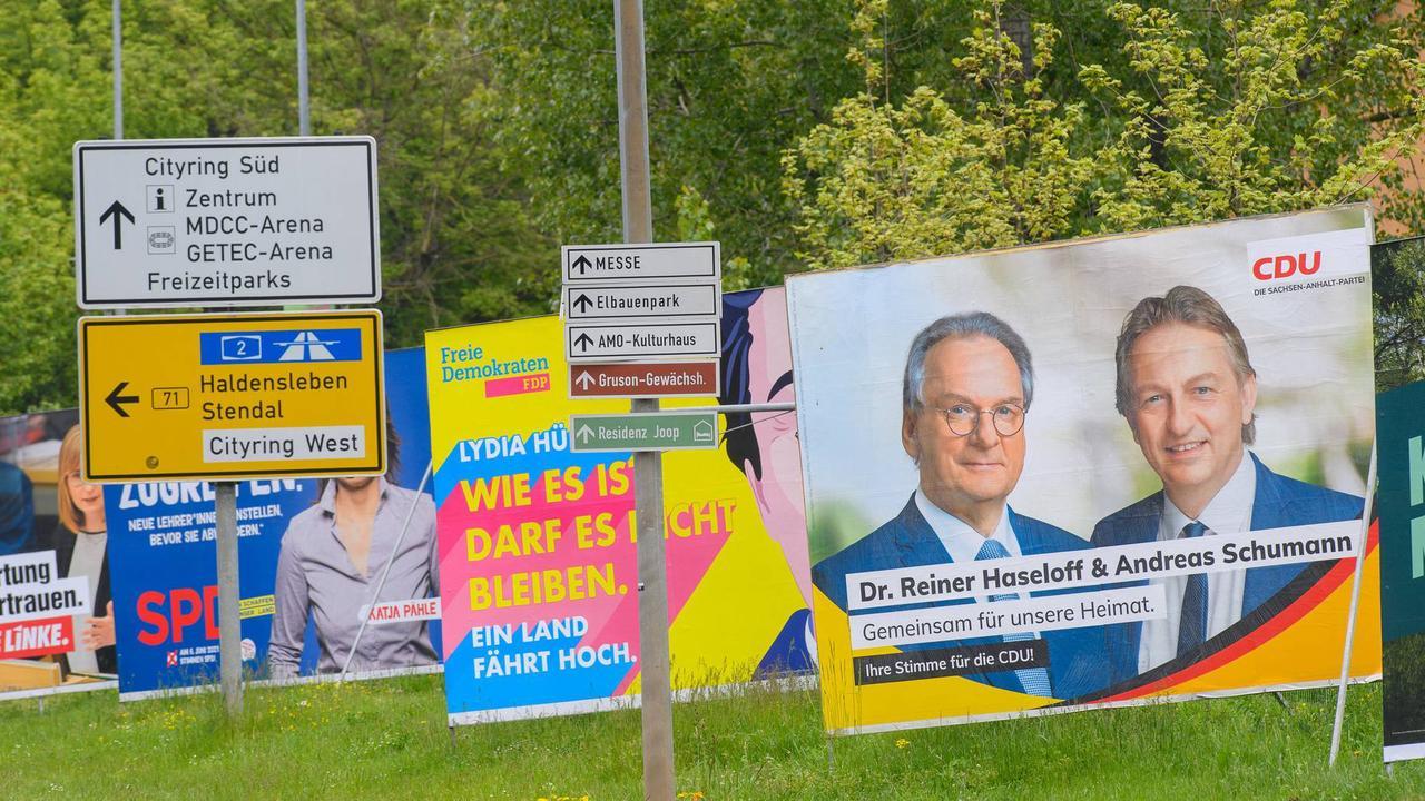 DE: Sachsen-Anhalt wählt Landtag