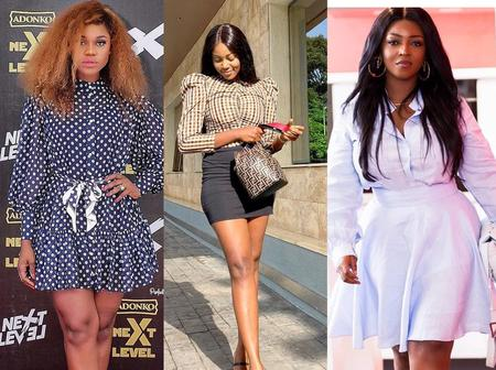 7 Ghanaian Female Celebrities Who Have Dated Black Stars Players