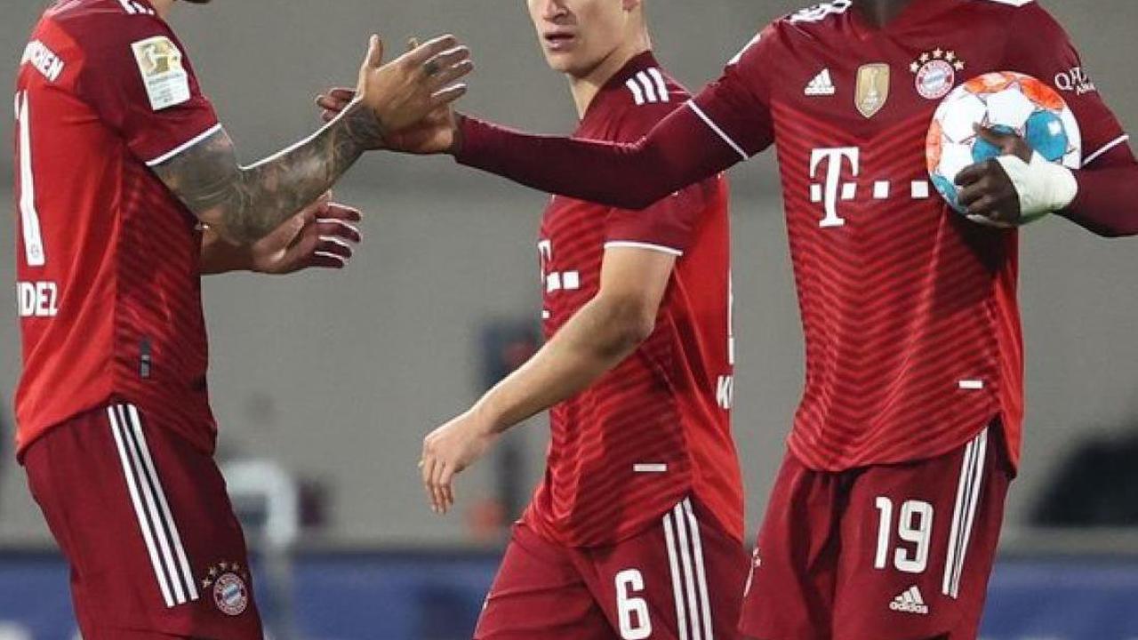 """Fußball-Bundesliga: Bayern stimmen sich auf Kiew ein: """"Meckern auf hohem Niveau"""""""