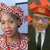 See what Kemi Olunloyo says she is going to do to Nnamdi Kanu and IPOB shortly