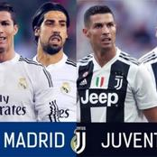 Top Players Who Were Team-Mates At Different Clubs(Part 1)