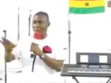 Ghanaian Pastor Tells His Congregants To Open Their Bibles To Psalm 500 (Check Out Some Reactions)