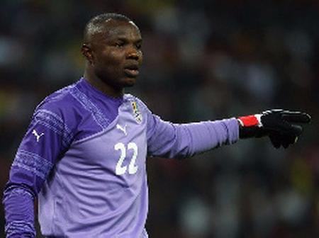 I'm the best Ghanaian goalkeeper of all-time - Richard Kingson