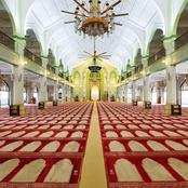 Different Parts Of The Mosque You Never Knew About