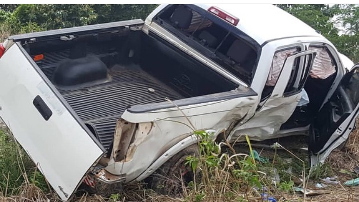 b138ce67fd436a734623436eab63c071?quality=uhq&resize=720 - Sad: Gospel Musician, Yaw Sarpong Involved In A Car Accident (Photos)
