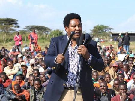 Senator Ledama and Aaron Cheruiyot React Against CS Kagwe's Announcement, Says the Following