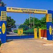 Check Out 15 SHS With The Most Beautiful Entrances In Ghana (Photos)