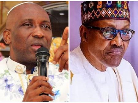 Read What Primate Ayodele Just Said That God Revealed To Him About Muhammadu Buhari
