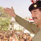 السؤال الوحيد الذي أبكى المهيب صدام حسين أمام المحقق الأمريكي.. لن تتخيل ما هو؟