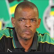 BREAKING: Ace Magashule Sends A Strong Message To ANC MPs