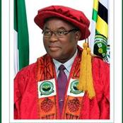 Meet Professor Francis Eze, The Outgoing VC Of Federal University Of Technology, Owerri (FUTO)