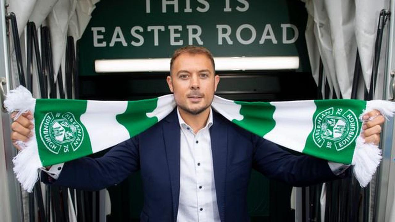 Ben Kensell details Hibs ambitions as club chief opens up on Rangers and SPFL battle