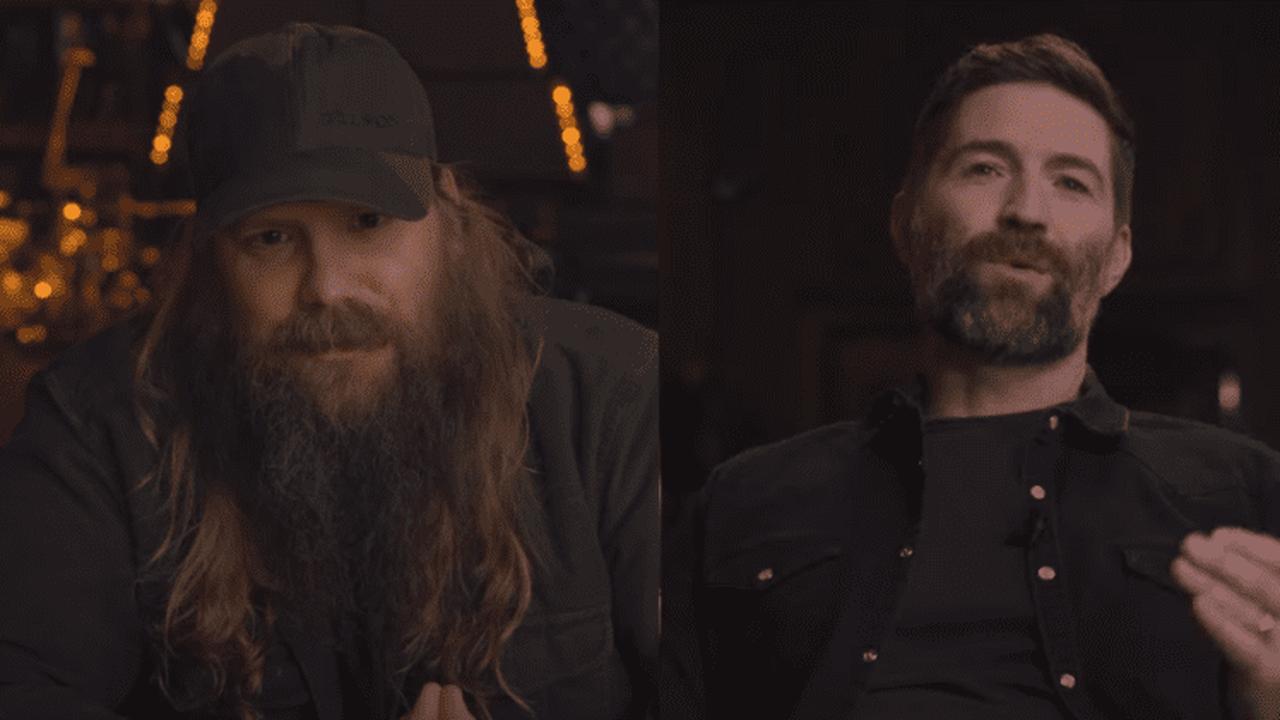 "Chris Stapleton & Josh Turner Discuss How ""Your Man"" Change Both Their Careers"