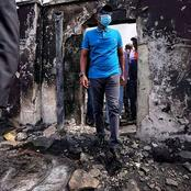 See TEN pictures of Various Properties Being Destroyed in Lagos