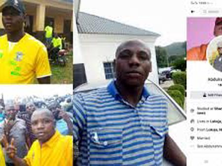 See Photos Of Governor Bello's Appointee Who Ordered Flogging, Torture Of Anti-Buhari Protesters