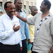 Former Nasa Strategist David Ndii Shames Raila Over his Latest Post