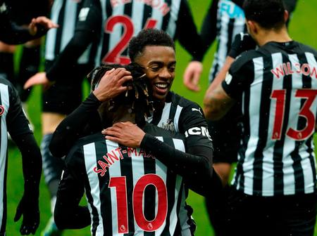 What Arsenal Fans Said After Joe Willock Scored his First Goal for Newcastle on his Debut