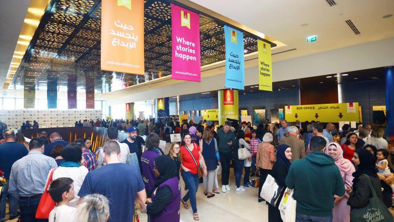 Emirates Airline Festival of Literature in Dubai to see new format under COVID-19 precautions