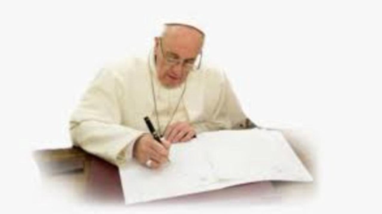 """L'Abbé Pellabeuf écrit au au pape pour l'abrogation de """"Traditionis Custodes"""