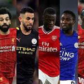 Top eight African best players in premier league history.