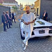 Meet The Nigeria 34year Old Billionaire Oil Mogul, Jawizaza (Photos)