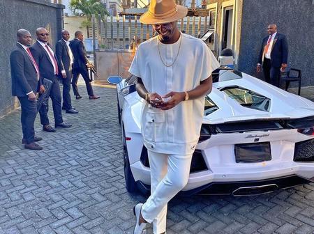 Meet The Nigeria 34year Old Billionaire Oil Mogul, Jawizaza (Photos)