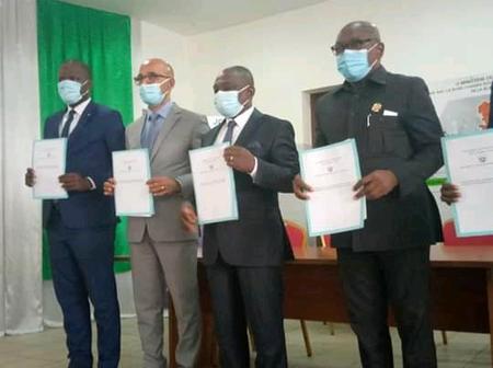 Législatives à Yopougon : les candidats ont signé la charte de la paix et de la  bonne conduite