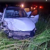 Three people lost their lives in a car collision on R538 Mpumalanga!!