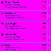 Bank On These GG, Over 3.5 goals And Correct Score Matches To Secure Massive Win This Thursday.